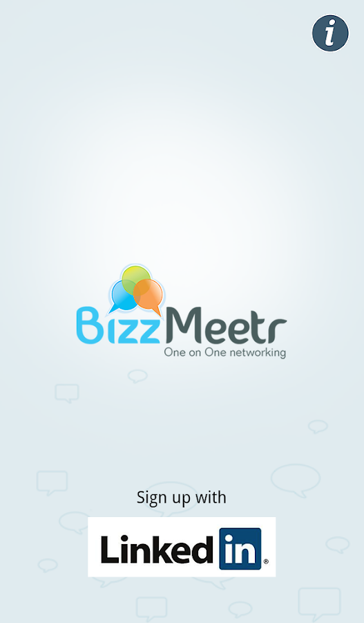 BizzMeetr- screenshot