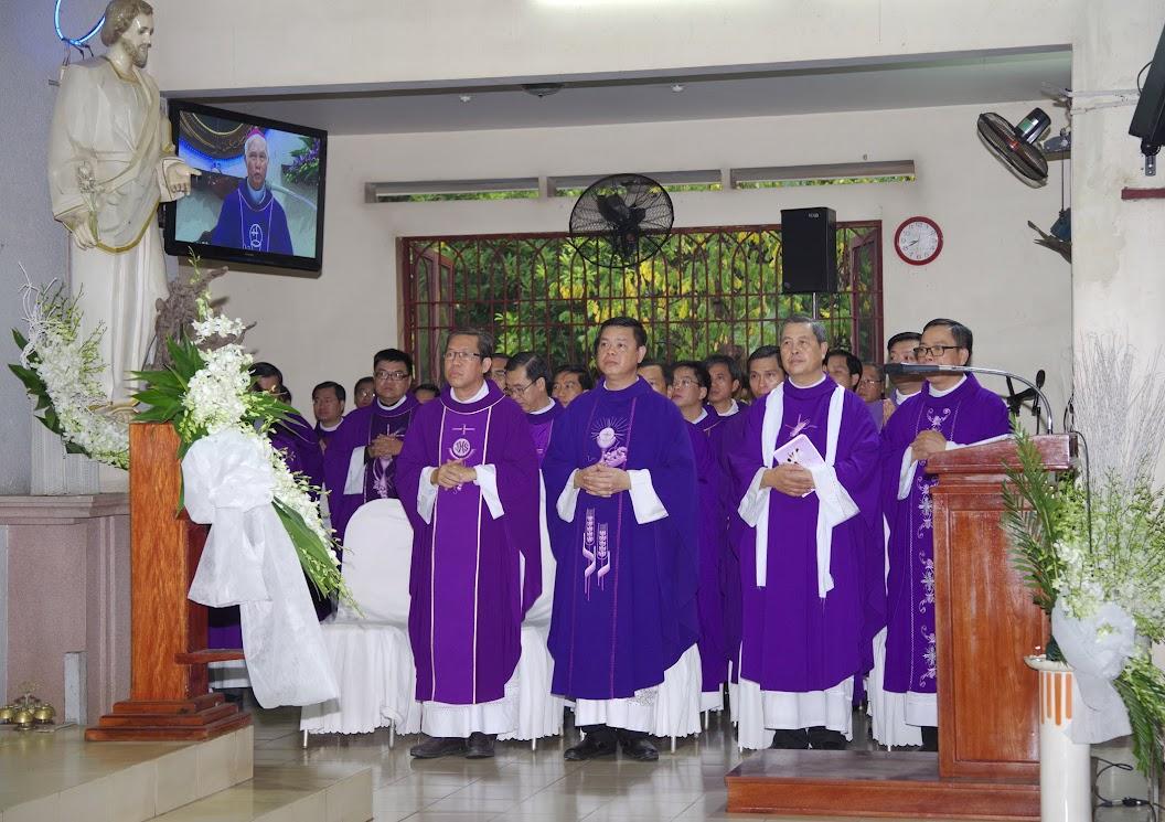 Thánh lễ an táng Cha Giuse Trần Ngọc Tâm - Chánh xứ Xuân Đức - Ảnh minh hoạ 13