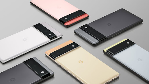 Google Pixel 6 Phone Goes Official (Well, Kind Of), Is Powered By Tensor SoC