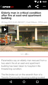 CP24 GO screenshot 4