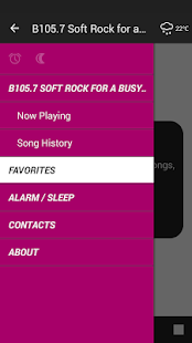 B105.7 Soft Rock- screenshot thumbnail