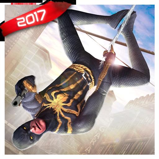 Mutant Spider : Amazing Superhero Games