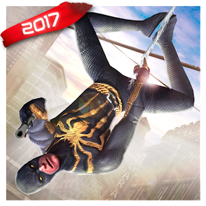 Mutant Spider : Amazing Superhero Games