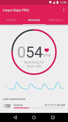 Runtastic Heart Rate PRO v2.4 [Paid]