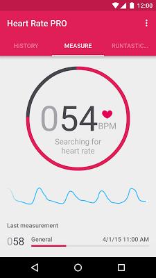 Runtastic Heart Rate PRO v2.0 APK