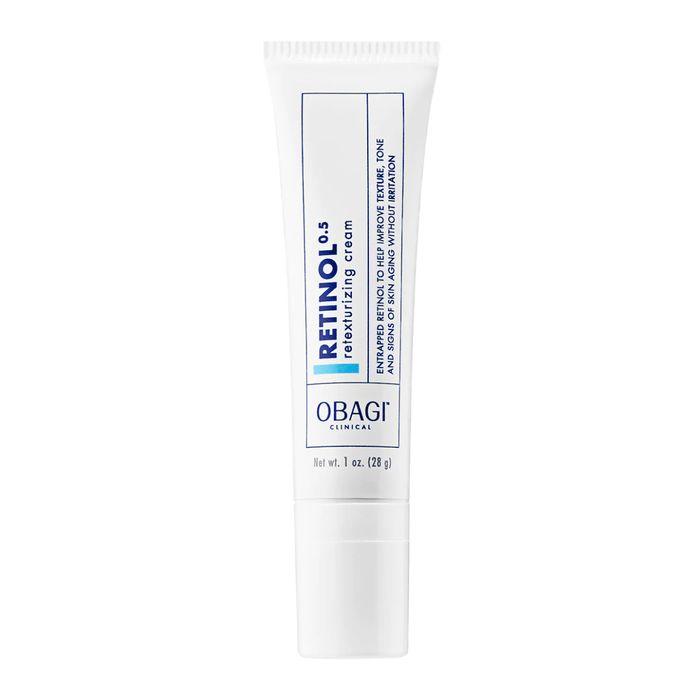 Obagi Clinical Retinol 0.5 Retexturizing Cream