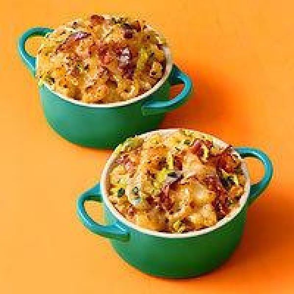 Mac & Cheese With Bacon Recipe