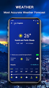 Download Weather Pro - The Most Accurate Weather App For PC Windows and Mac apk screenshot 1