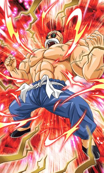 本家の大技・亀仙人(MAXパワー)