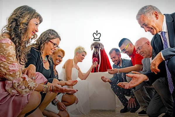Fotógrafo de bodas Carlos Oliveras (screengirona). Foto del 13.05.2017