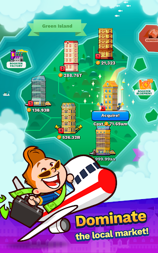 Tap Tap Plaza - Mall Tycoon screenshot 13
