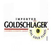 Logo for Goldschläger Cinnamon Schnapps Liqueur