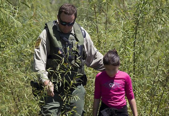 Liars and criminals revealed among adults trafficking kids on the border