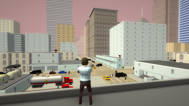 Dude Theft Auto Open World Simulator apk screenshot