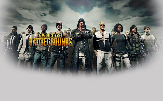 Player Unknown's Battlegrounds  HD Tab