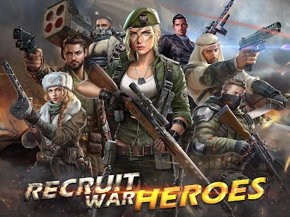 Z Day: Hearts of Heroes MOD Apk (Unlimited Coins) 7