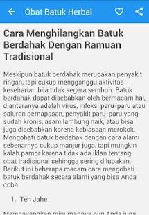Obat Batuk Herbal Ampuh - náhled