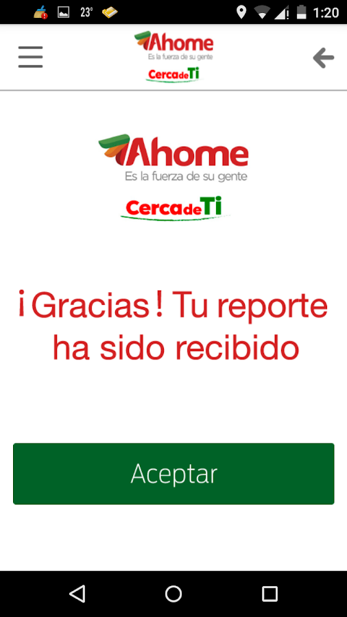 Ahome Cerca de Ti- screenshot