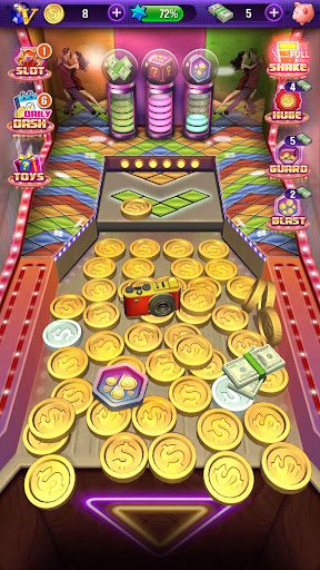 Coin Pusher 5.2 screenshots 11