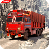 Indian Cargo Truck Driving Simulator