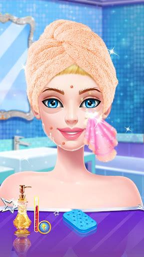 Music Girl Makeup Salon - Rock Star Dress Up  screenshots 2