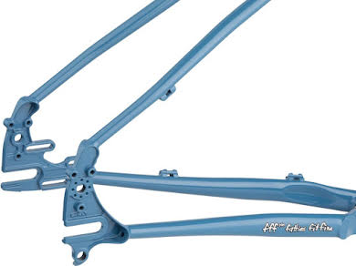 Surly Ogre Frameset - Cold Slate Blue alternate image 2