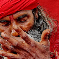 red smoking di