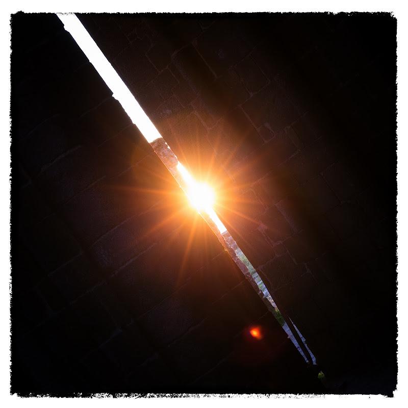 Il sole fa breccia di camperpida