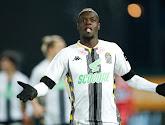 Mamadou Fall avec le Sénégal pour la première fois
