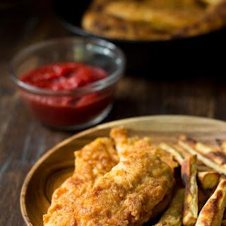 Crispy Paleo Chicken Tenders {Whole30 & Nut Free}
