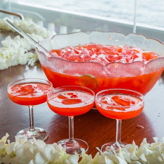 Punch With Alcohol Vodka Recipes