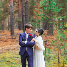 Wedding photographer Elina Mnushkina (Elis). Photo of 19.02.2016