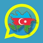 Azərbaycan stikerləri icon