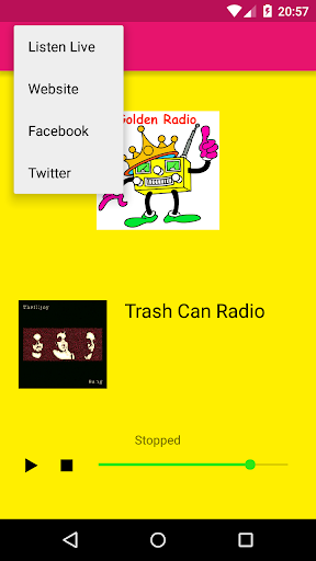 Golden Radio  screenshots 2