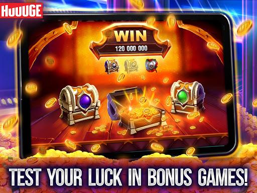 Slots - Huuuge Casino: Free Slot Machines Games screenshot 8