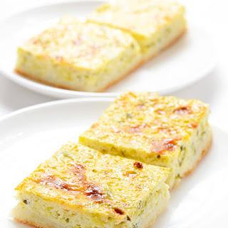 Zucchini Cheese Pie