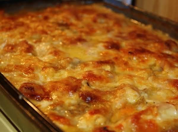 Homemade Ham And Scalloped Potatoes Recipe