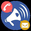 Parlando SMS Call Annunciatore icon