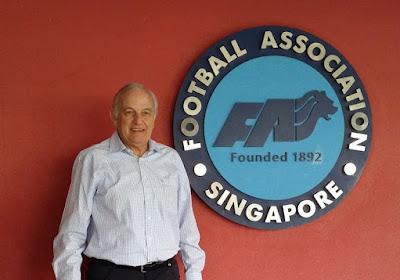 """Michel Sablon travaille pour la fédération singapourienne : """"Une grosse différence entre l'Europe et l'Asie"""""""