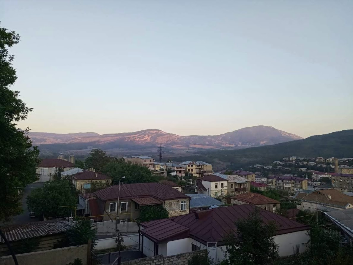 Окраины Степанакерта