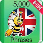 Learn English Phrasebook - 5000 Phrases 2.0.8