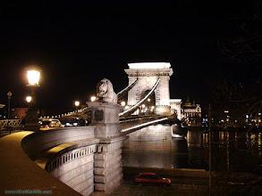 Photo: hungary, travel, chain, bridge, budapest
