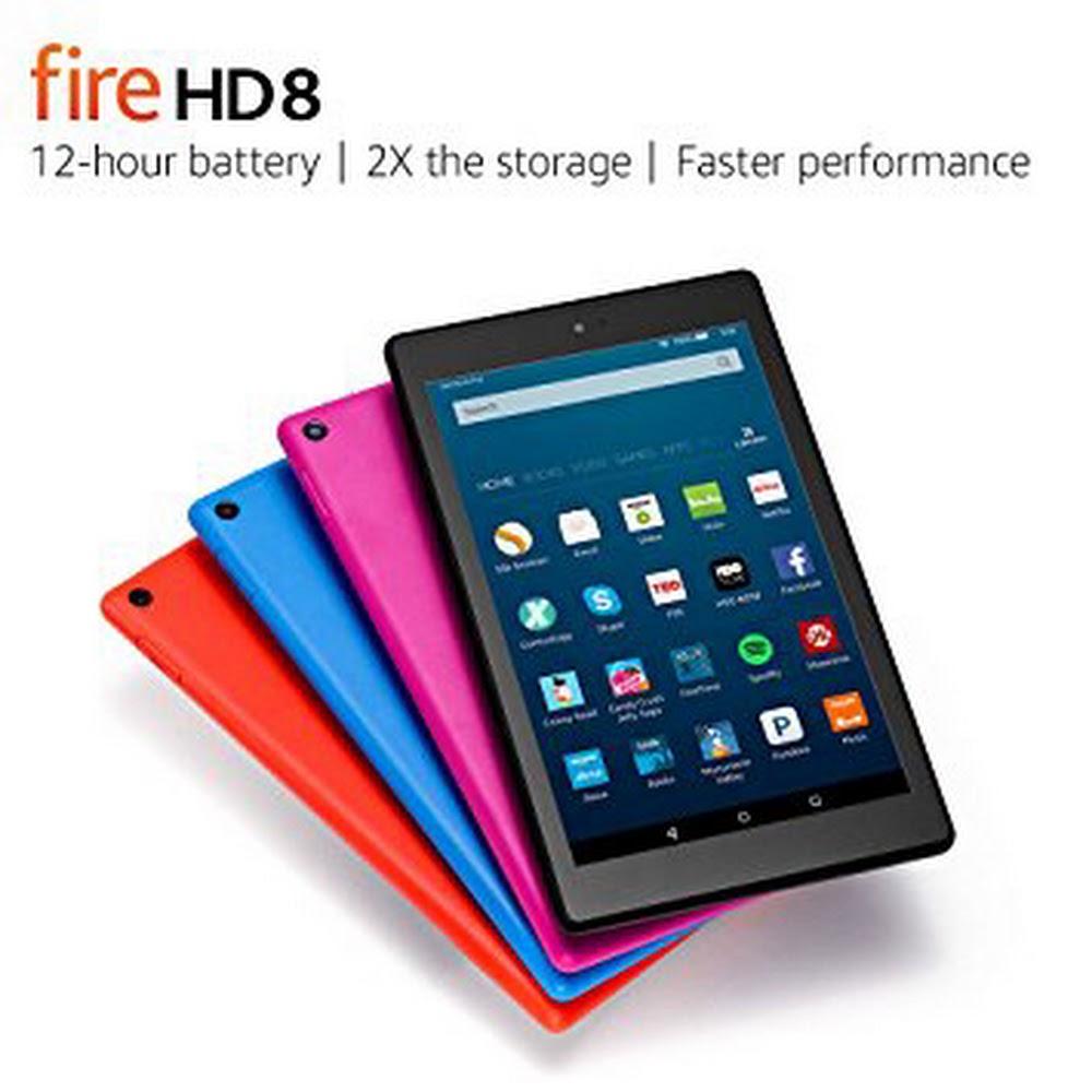 Amazon Fire HD8 2017 16GB