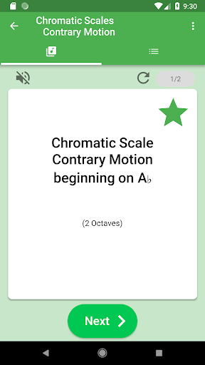 Scale Shuffle ABRSM Piano Scale Flashcards Grade 5