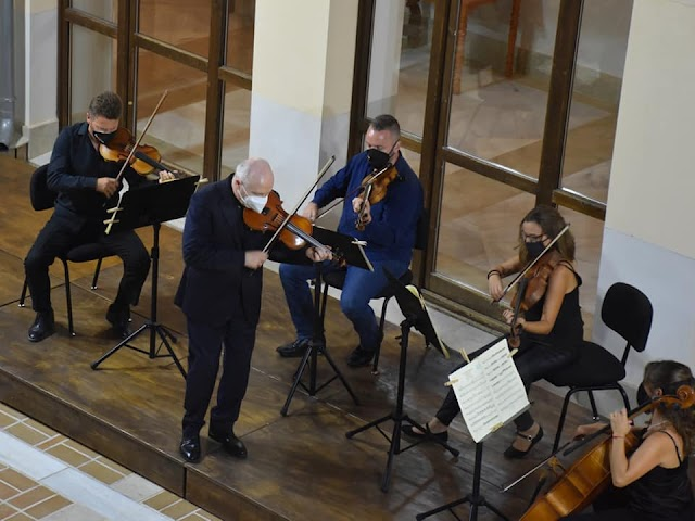 Vélez Blanco vive la música Renacentista y Barroca.