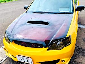 レガシィツーリングワゴン BP5 WR  Limited2004年のカスタム事例画像 maasun(T.L.H/Inferno🔥)さんの2020年09月26日17:34の投稿