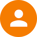 Simple Contacts Icon