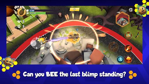 Code Triche Battle Bees Royale APK MOD screenshots 5