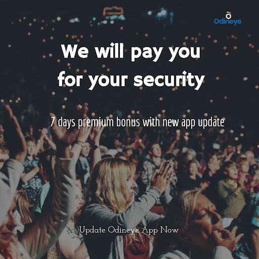 CCTV Home Security Camera- Odineye 1.10.10 screenshots 2