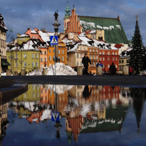 Warsaw by Steve Cooke - City,  Street & Park  Historic Districts